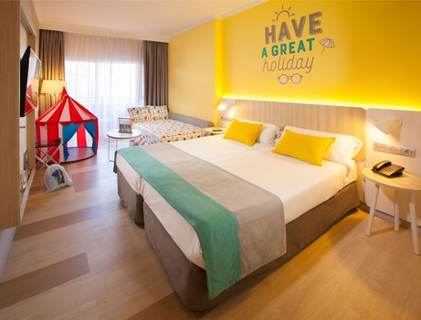 Doble familiar abora continental by lopesan hotels gran canaria