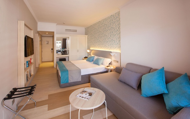 Doble deluxe vista - solo adultos abora continental by lopesan hotels gran canaria