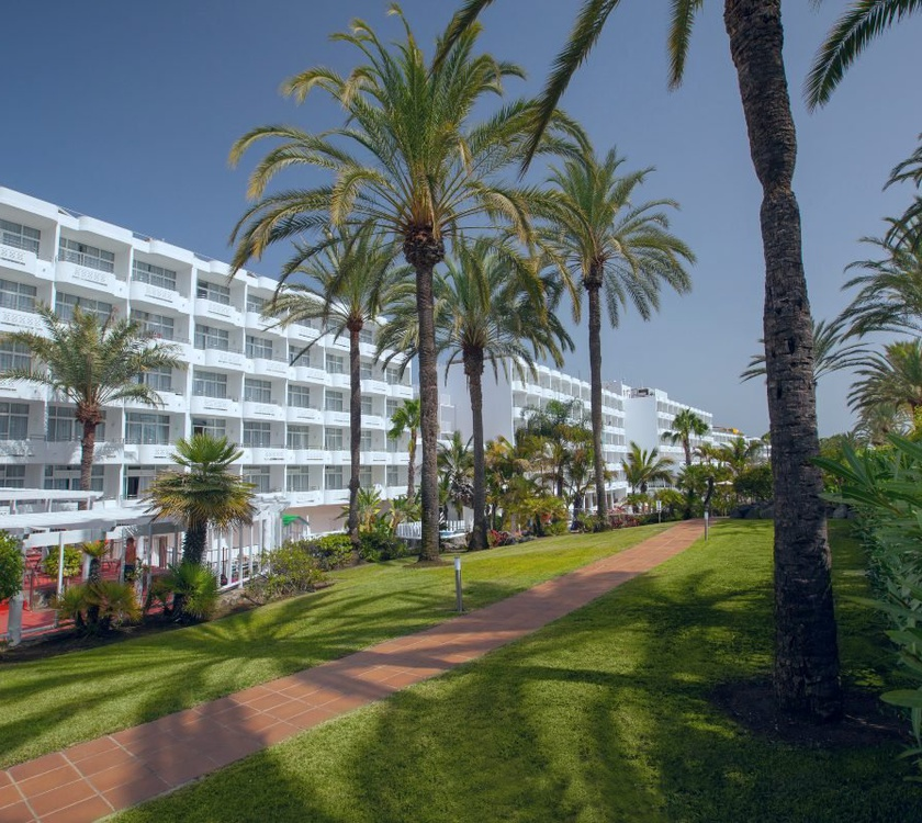 Jardín abora continental by lopesan hotels gran canaria