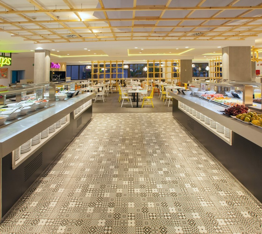 Restaurante buffet abora continental by lopesan hotels gran canaria